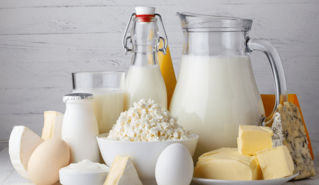 lacteos y miel para fortalecer el sistema inmunológico en los niños
