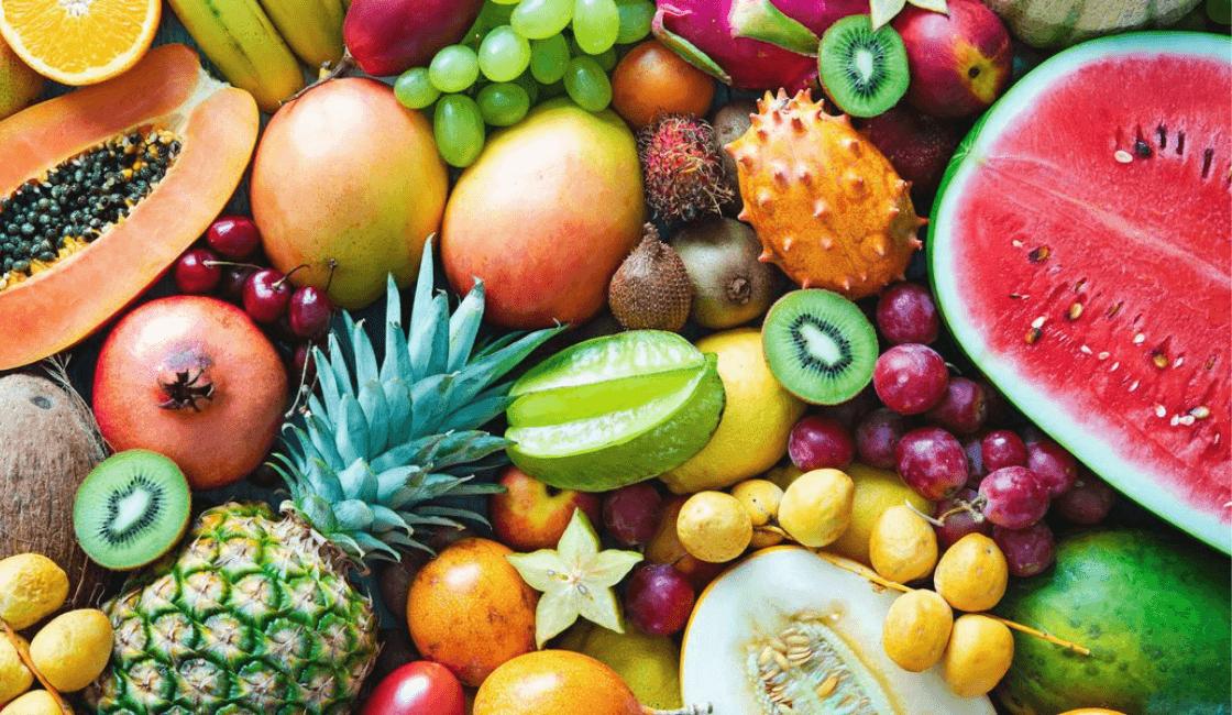 frutas con el fin de fortalecer el sistema inmunológico en los niños