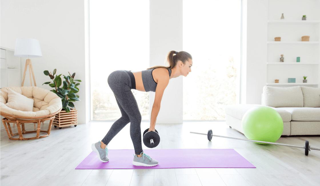 Levante peso con la finalidad de acelerar naturalmente el metabolismo lento