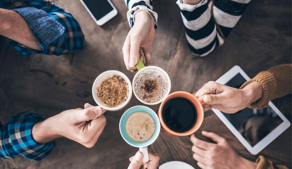 Tomé café o té verde si desea acelerar su metabolismo