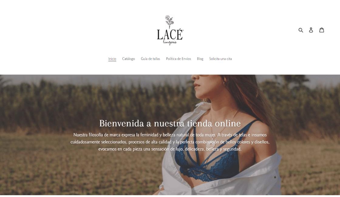 Lacé: Marca de ropa interior conocida por destacar la belleza natural