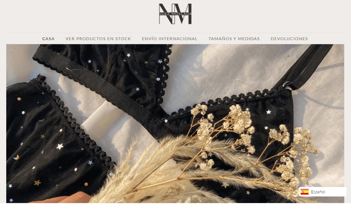 Nuez Moscada: Ropa interior para mujeres Perú hechas a mano
