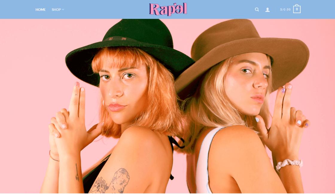 Rapel: Una de las marcas de ropa interior peruana más original