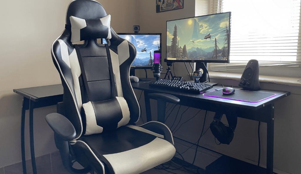 sillas y mesas gamer