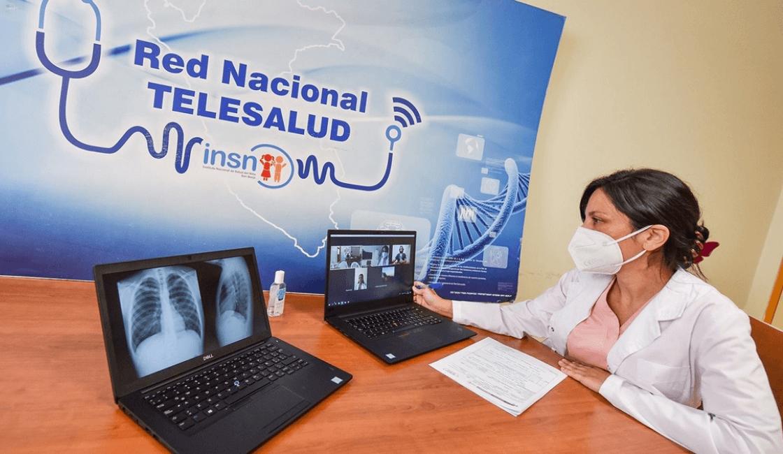 Minsa y telemedicina telemedicina en el Minsa