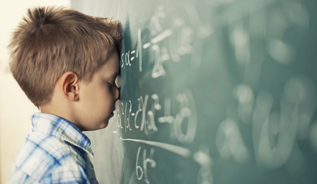 transtorno del aprendizaje infantil