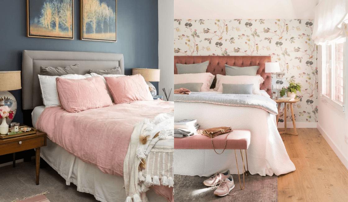 Qué colores para dormitorio de mujer son más usados