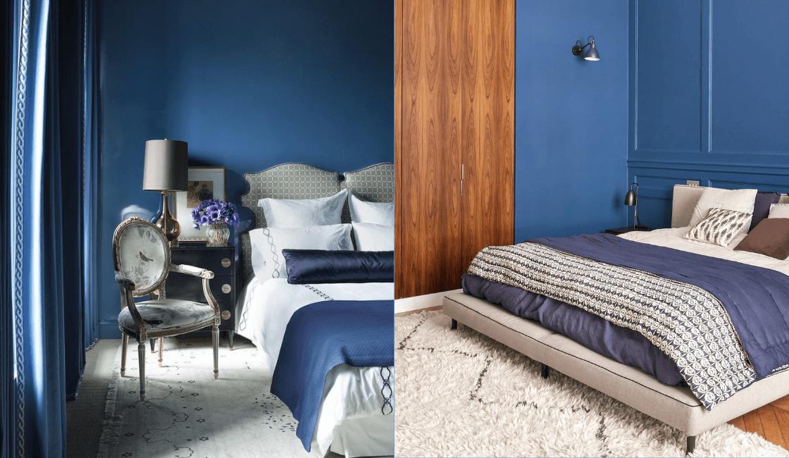 Dormitorios color azul_ El color por excelencia para los dormitorios