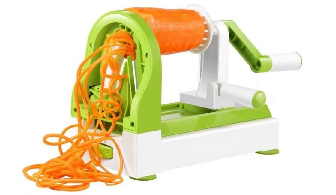 rallador de verduras