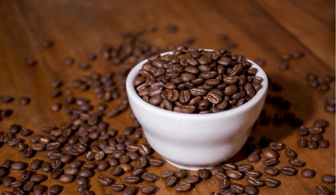 Cuerpo y color cafe gourmet