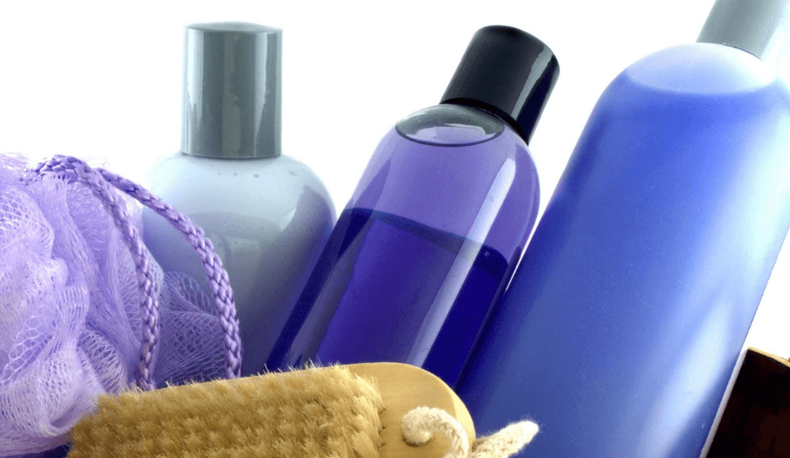 shampoo para remover suciedad