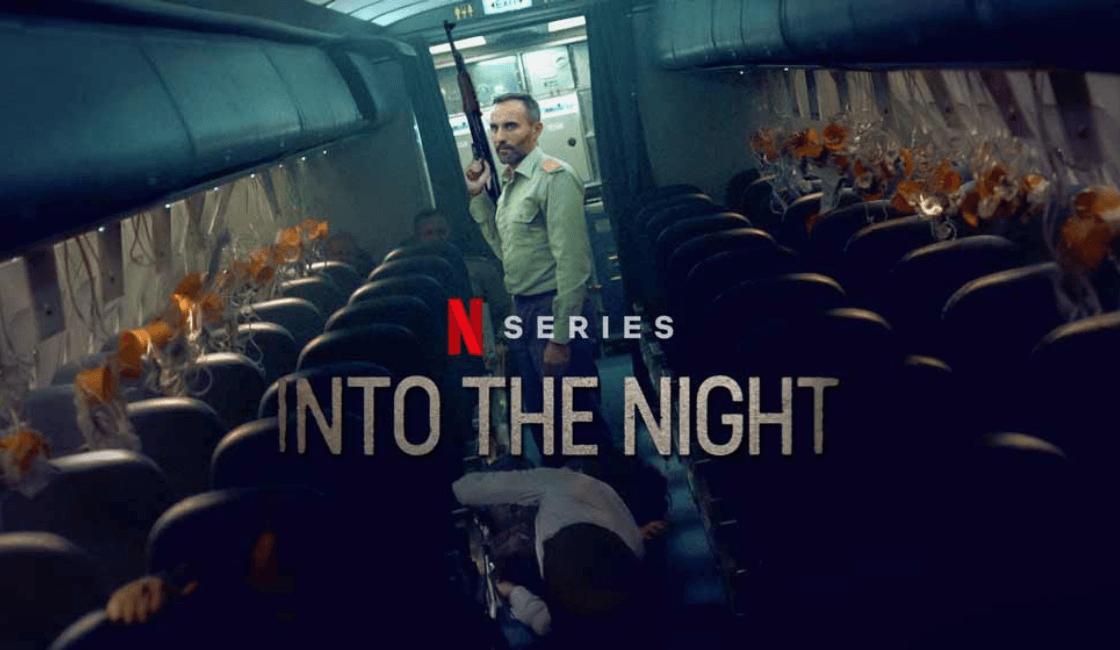 Into the Night series de suspenso Netflix