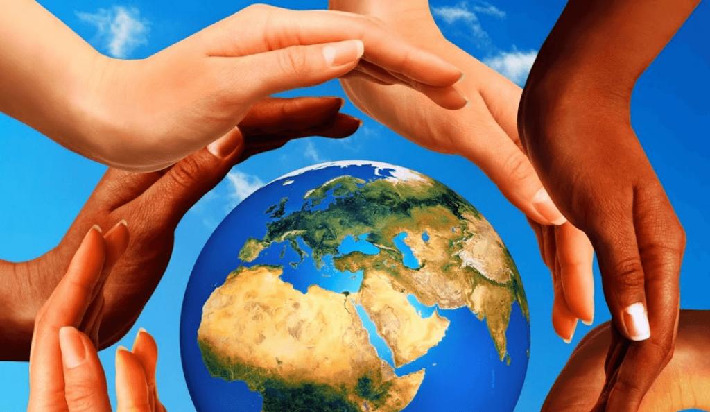 Celebración del Dia Internacional de la Paz