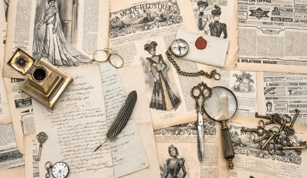 La historia de la moda : Evolución y curiosidades