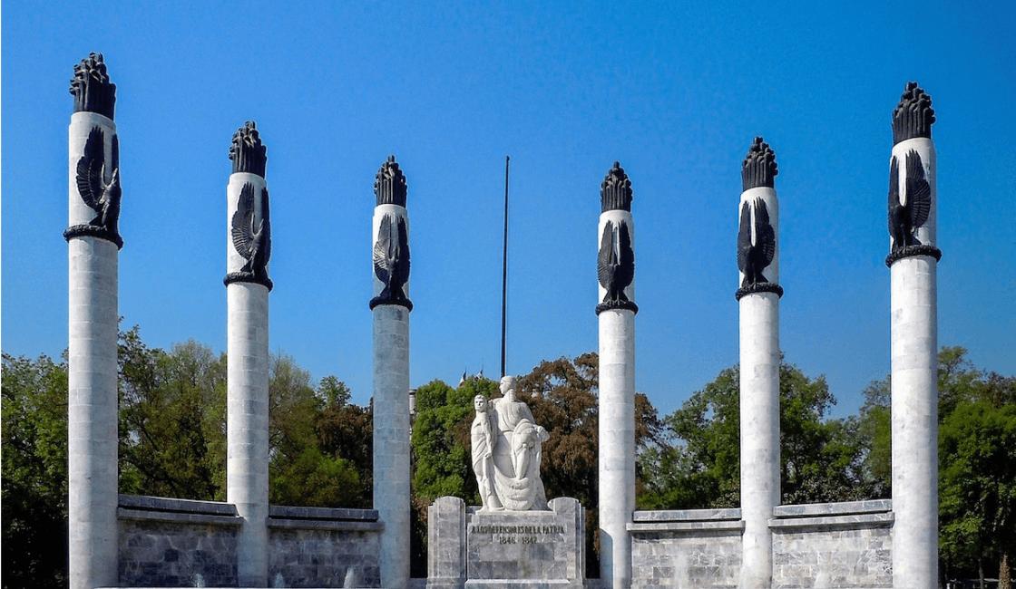 los seis niños héroes