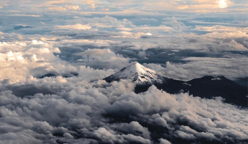 Pico de Orizaba : Ubicación, leyenda y novedades